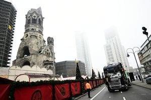 柏林貨櫃車恐襲 奥巴馬致電默克爾慰問