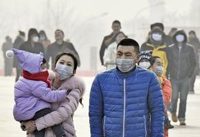 陰霾影響中國4.6億人
