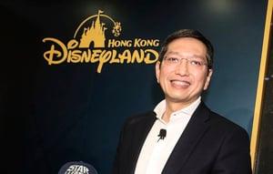 迪士尼去年蝕1.48億  大陸客驟減23%