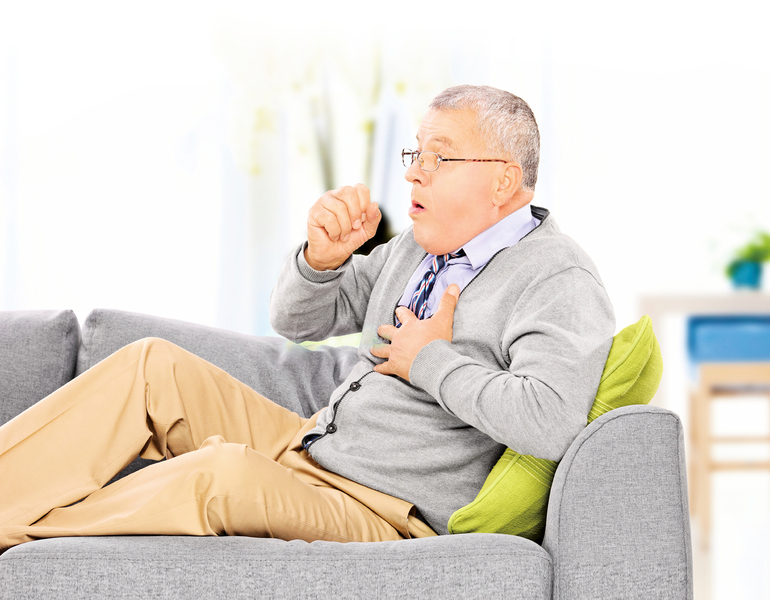 【醫案】老煙槍的窩囊「肺」
