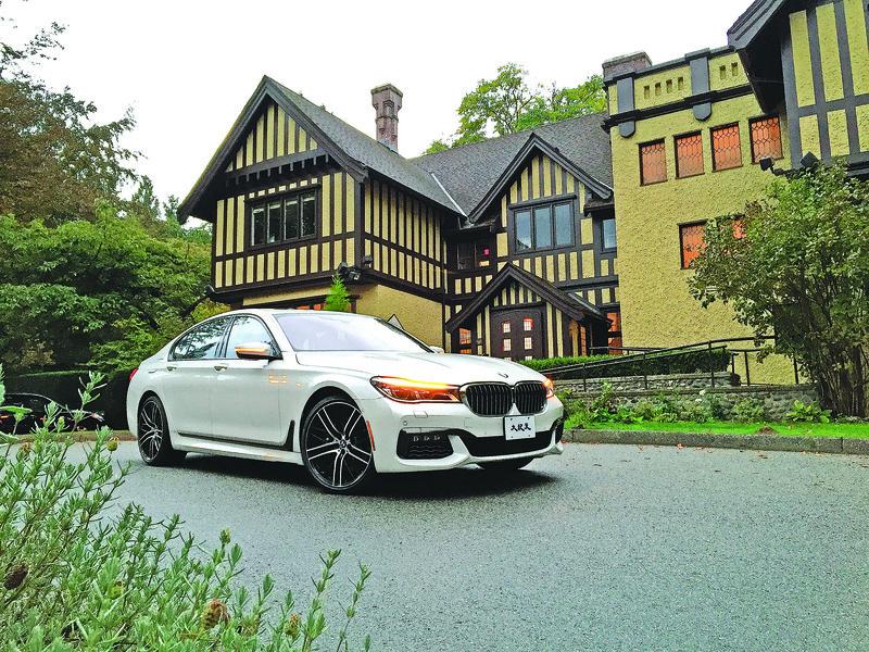創新科技 BMW 750xi