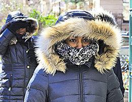 冰凍情人節  美東20城歷史低溫