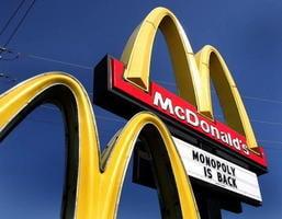 超值套餐竟比單買貴 美國男子狀告麥當勞