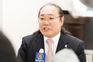 日本議員:要制止活摘器官必須解體中共