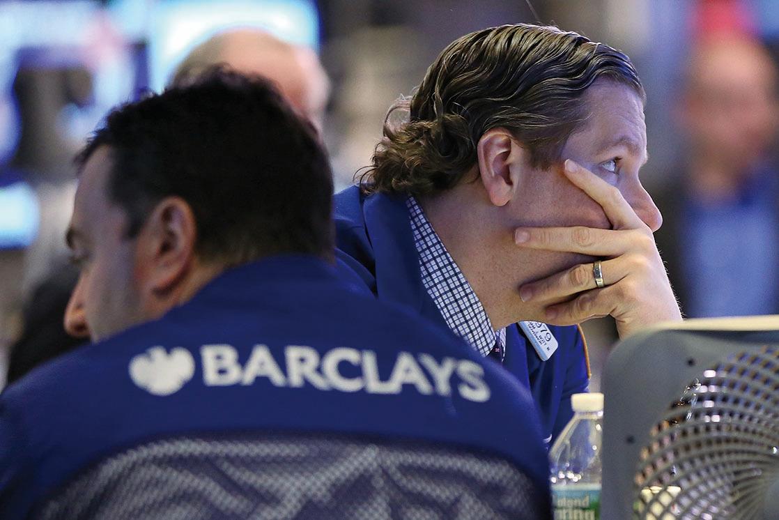 《經濟學人》列出明年可能會令投資者大呼意外的五件事。(Getty Images)