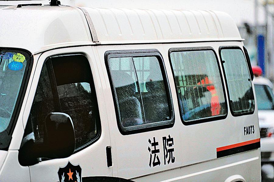 重慶庭審/公訴人承認法輪功合法