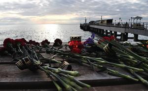 俄羅斯軍機墜海92死俄官方:排除恐怖襲擊