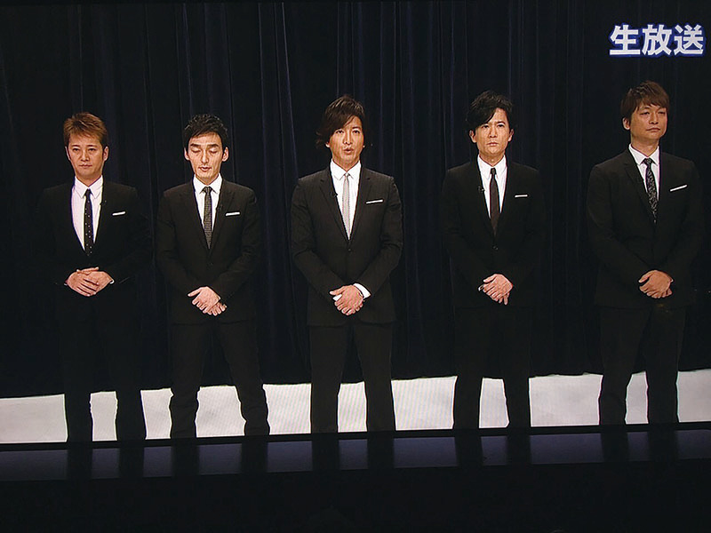 SMAP解散  日本官房長官也說遺憾