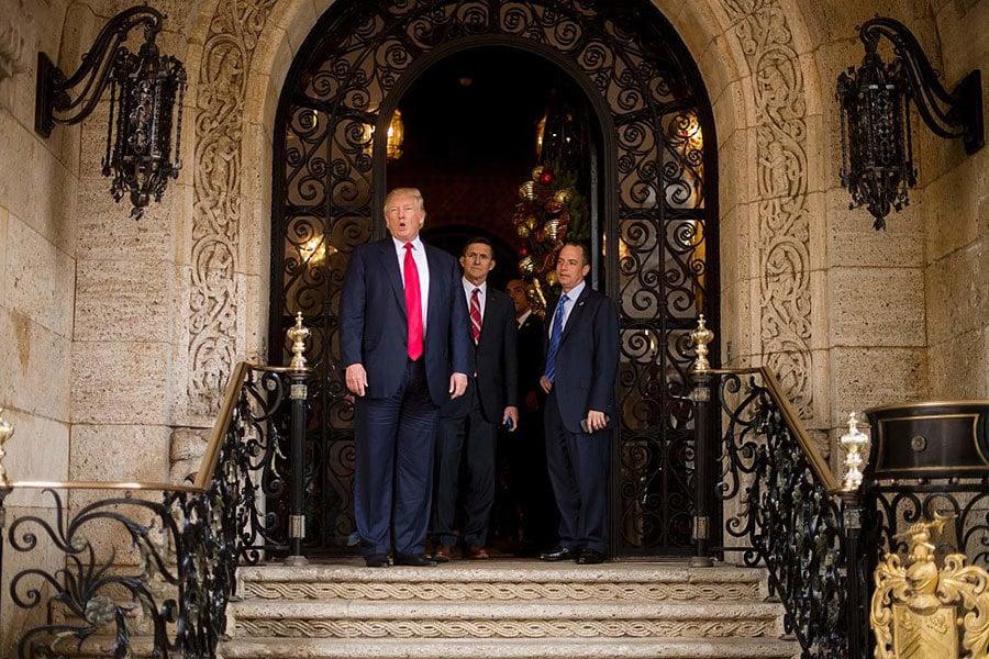 美國候任總統特朗普推特發文,指聯合國已經變成「大家聚在一起玩樂的俱樂部」。(美國候任總統特朗普推特發文,指聯合國已經變成「大家聚在一起玩樂的俱樂部」。(JIM WATSON/AFP/Getty Images))