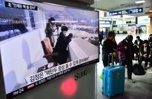 韓媒:金正恩不會放棄核武 特朗普將對朝強硬