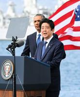 訪珍珠港 安倍:日本將不再發動戰爭
