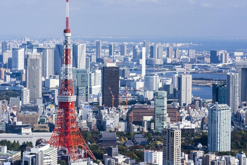 東京等大都市的公寓房投資火爆,成為牽引日本房地產市場的主力。(PIXTA)