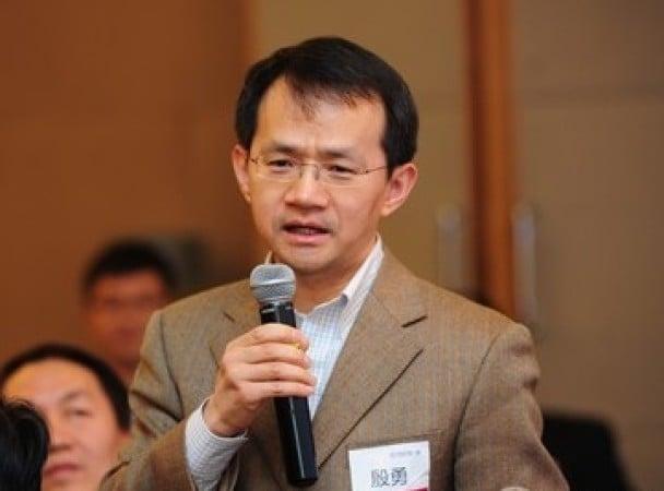 12月27日,中共央行行長助理殷勇,再次升任央行副行長。(網絡圖片)