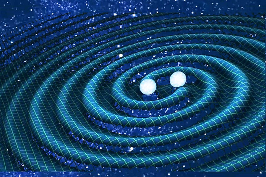 本年度最重大科研成就:證實愛因斯坦預言