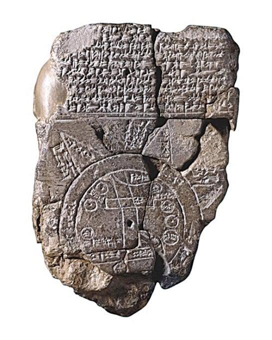 古老藍圖揭示諾亞方舟其實是圓的
