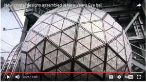 潘基文告別紐約 跨年夜為水晶球降球儀式按鍵