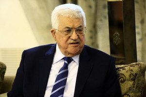 巴勒斯坦領袖阿巴斯:以巴有望促成和平
