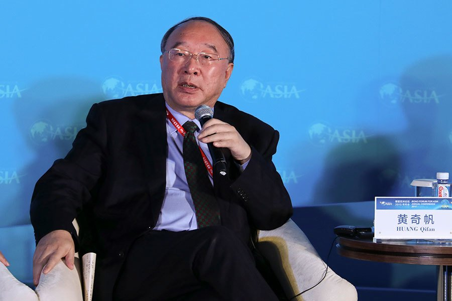 12月30日,官方發佈消息,黃奇帆卸去重慶市長一職。圖為黃奇帆。(網絡圖片)