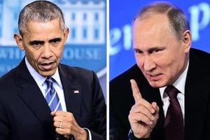奧巴馬制裁俄 特朗普謹慎回應