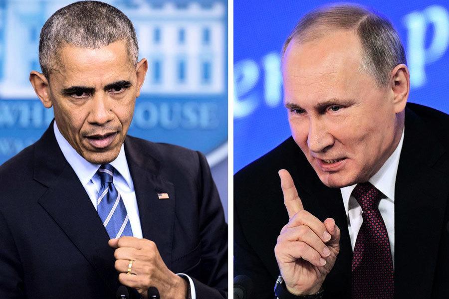 俄外交部發言人強烈反對奧巴馬的制裁