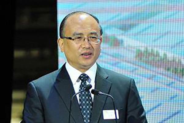 12月31日上午,深圳市長許勤被任命為廣東省委常委、深圳市委書記。(網絡圖片)