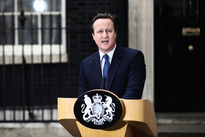 北約秘書長人選 傳英國打算提名卡梅倫