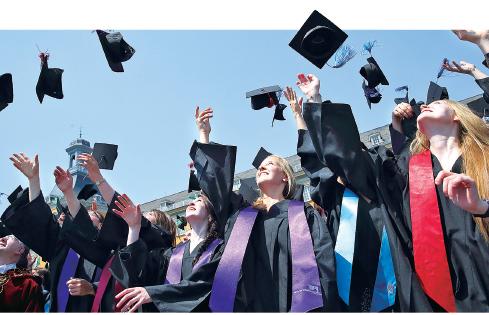 美大學學費昂貴難負擔 當地學生紛赴德留學