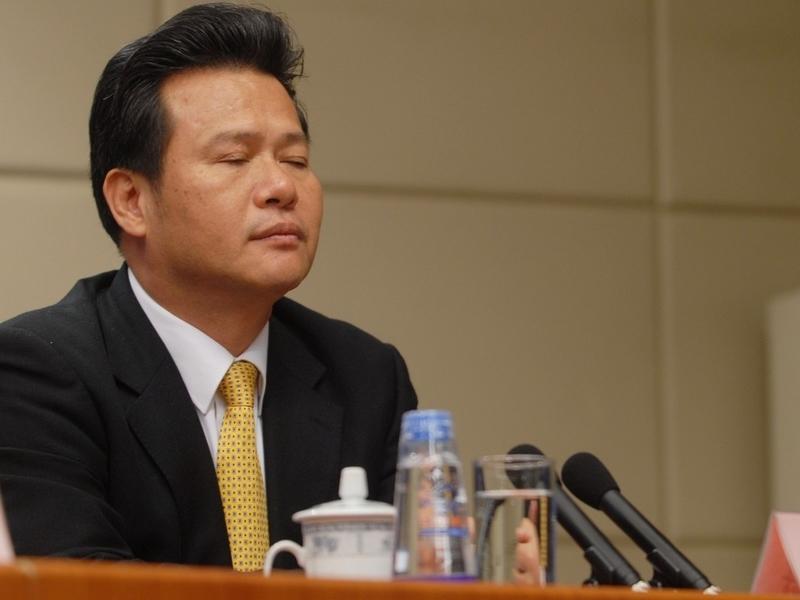 國台辦前副主任龔清概被訴 官方公佈八宗罪