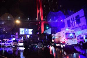 土耳其夜總會遇恐襲 至少39死69傷