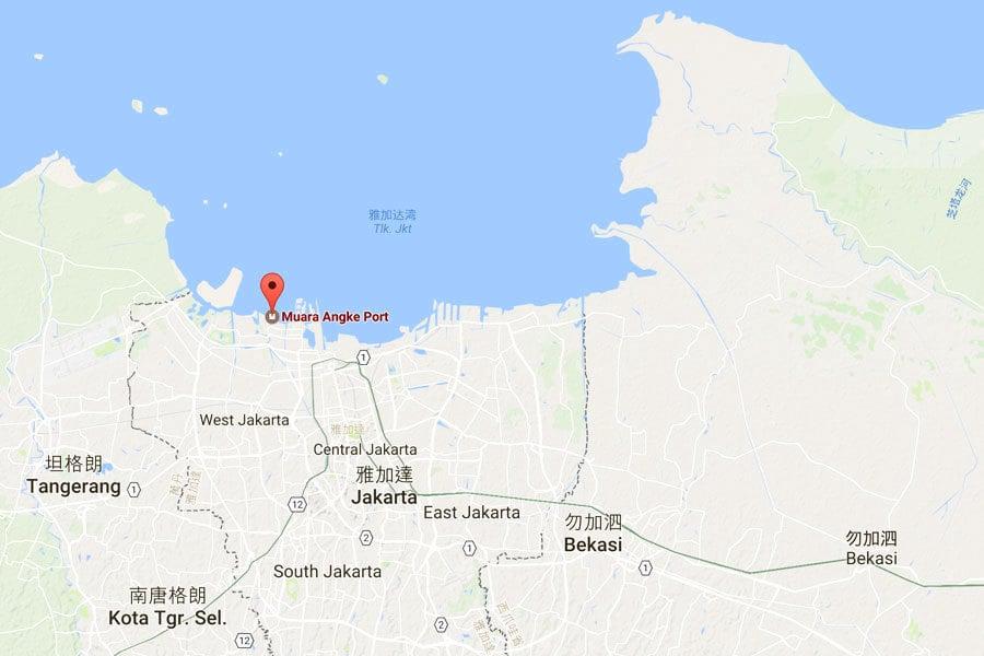 印尼客輪失火 23死194人獲救