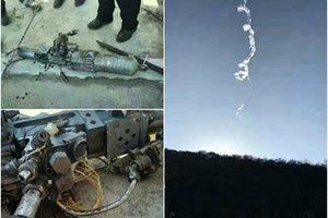 中共「高景一號」發射失敗 火箭殘骸落河南