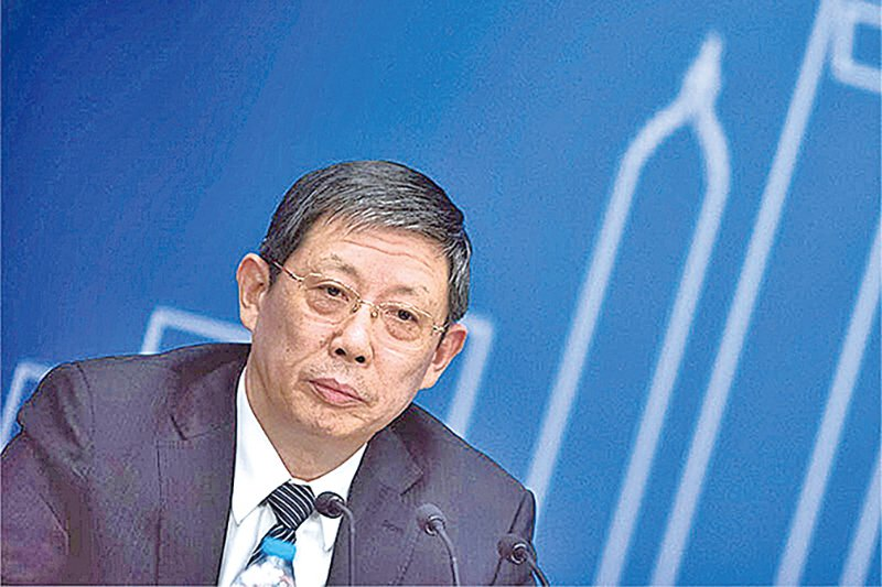 上海市市長楊雄的辭職傳聞在1月17日得到官方證實。(網絡圖片)