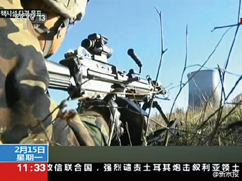 美軍模擬突襲北韓訓練影片曝光