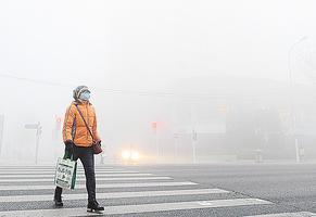 專家:陰霾或催生超級細菌
