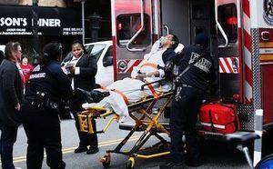 紐約長島列車出軌 逾百傷