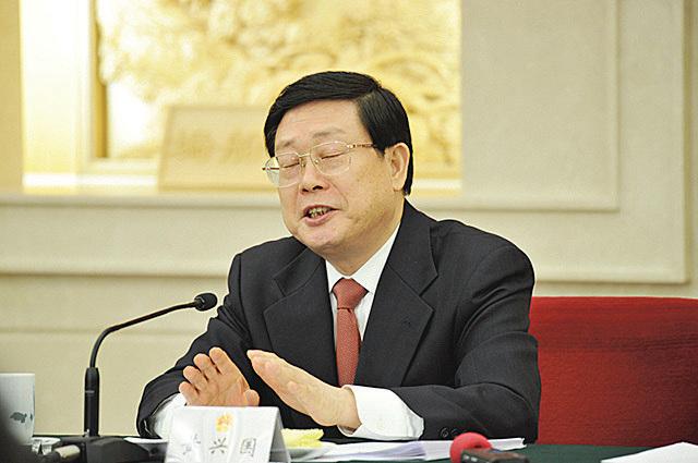 中共前天津市委代理書記、市長黃興國被立案審查,並被「雙開」。(大紀元資料室)