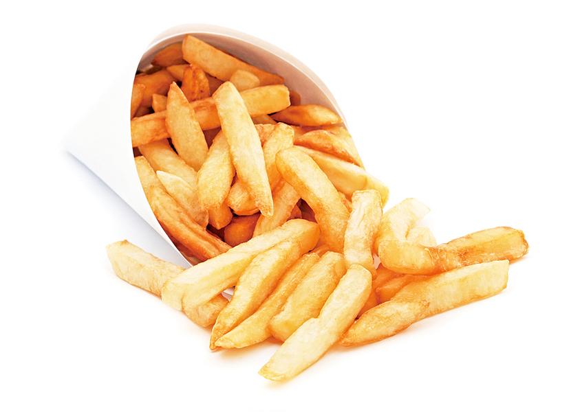 為甚麼薯條冷掉後很難吃?
