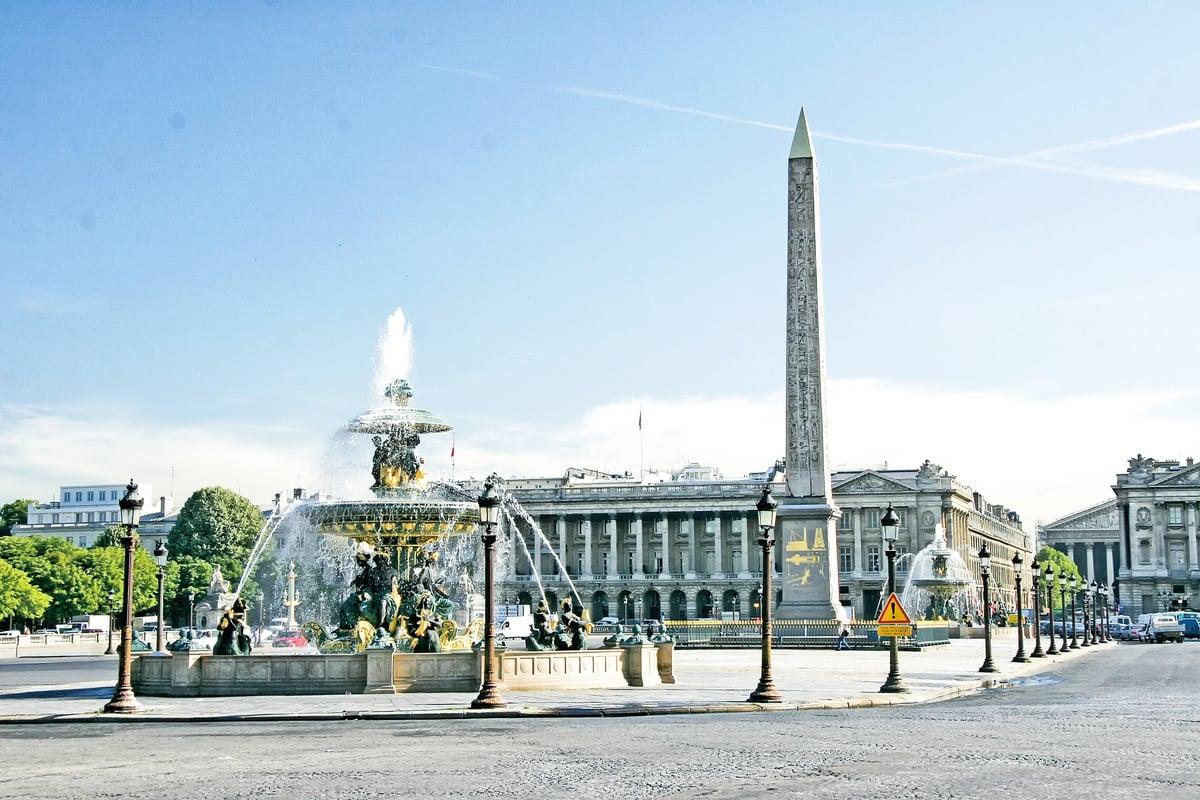 「巴黎 協和廣場」的圖片搜尋結果