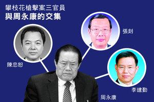 陳思敏:攀枝花槍擊案三官員與周永康的交集