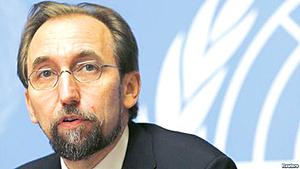 聯合國人權主管促釋放維權律師