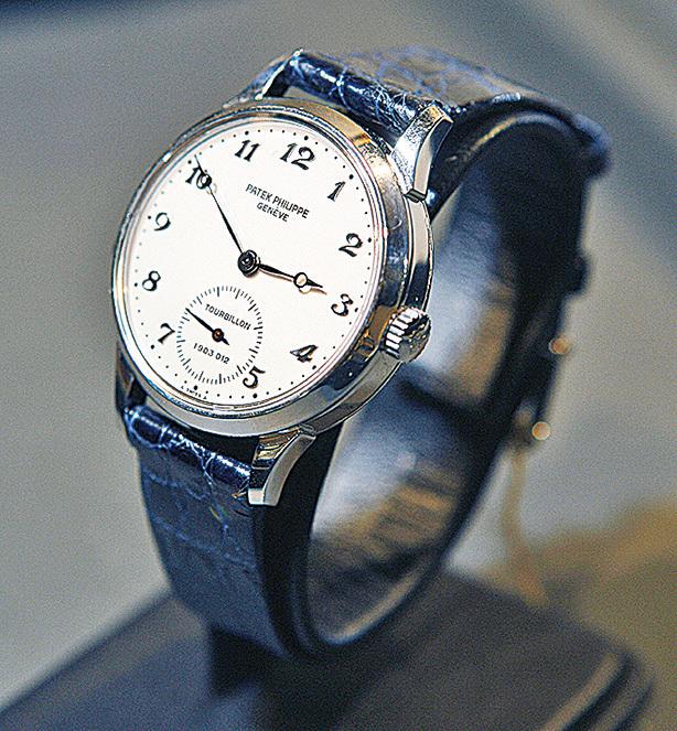 皮革錶帶的手錶最百搭,可在任何場合使用。