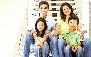 父母身教 讓孩子學會正確的溝通