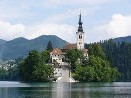 難忘的斯洛文尼亞之旅