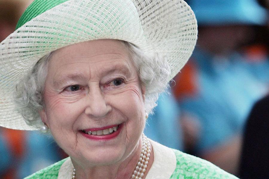 英女皇伊利沙伯二世。(Getty Images)