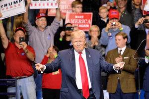美國會聯席會議確認 特朗普當選總統