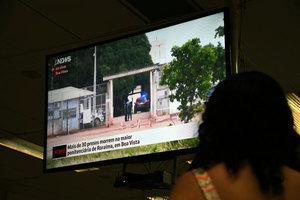 巴西再爆監獄暴動 33名囚犯遭斬首挖心