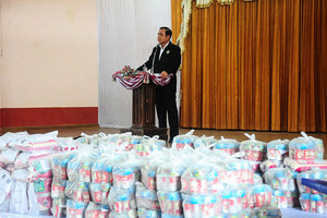 泰國南部暴雨釀八死 十二萬戶受災數千旅客滯留