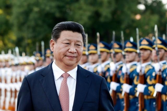 1月6日,習近平在中紀委七次全會上發表講話,釋放多重反腐升級信號,與近期習陣營的系列政治動作相呼應。(網絡圖片)