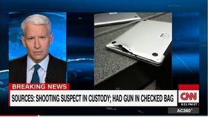 佛州機場槍擊案驚魂 筆記簿電腦救他一命