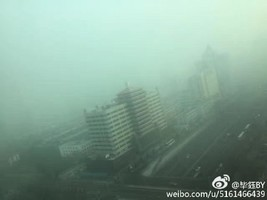 陰霾破歷史紀錄 北京市長怎麼辦?